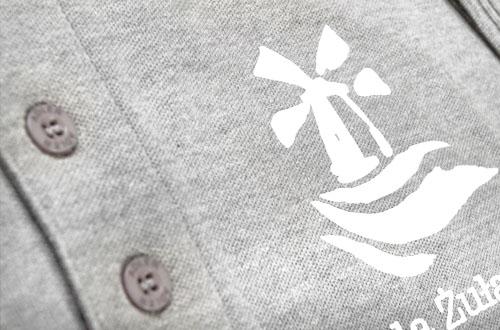 Nadruki na koszulkach polo – Pętla Żuławska