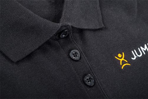 Haft na koszulkach polo – Jumpcity